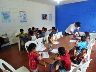 wat doen we pagina; onderwijs ondersteuning